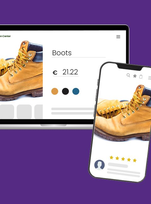Lifeboat Features - Online store front & customisation options